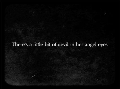 Devil And Angel Quotes: Via Tumblr - Image #1590112 By Lovely_jessy On