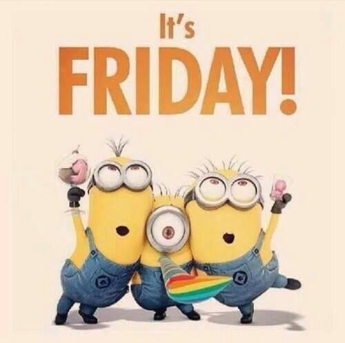 Friday minions - image #1613102 by aaron_s on Favim.com