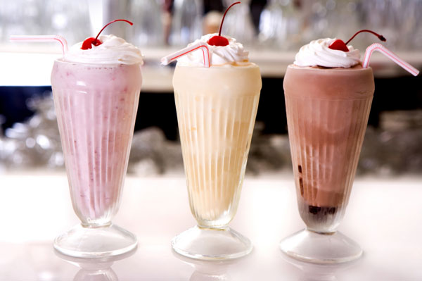 beverage, chocolate, dessert, milkshake, milkshakes, shake, strawberry, tall