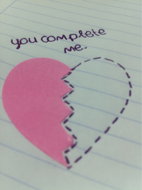 you complete me image 1678979 by marky on