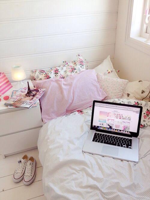 Cute room image 1687099 by patrisha on for Cute girly bedroom ideas