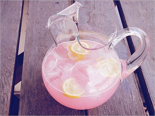 cute, drink, food and lemonade