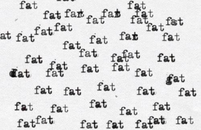 body, fat, food and society