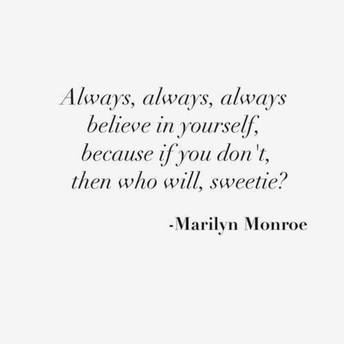 Motivational Quotes By Marilyn - 15.7KB