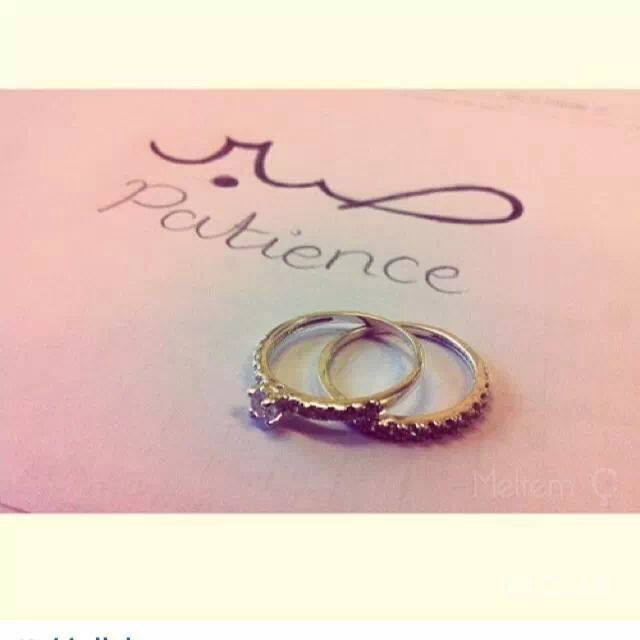 bague, mariage, patience and ring