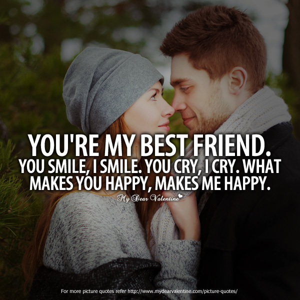Dating best friends quotes