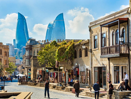 azerbaijan and baku
