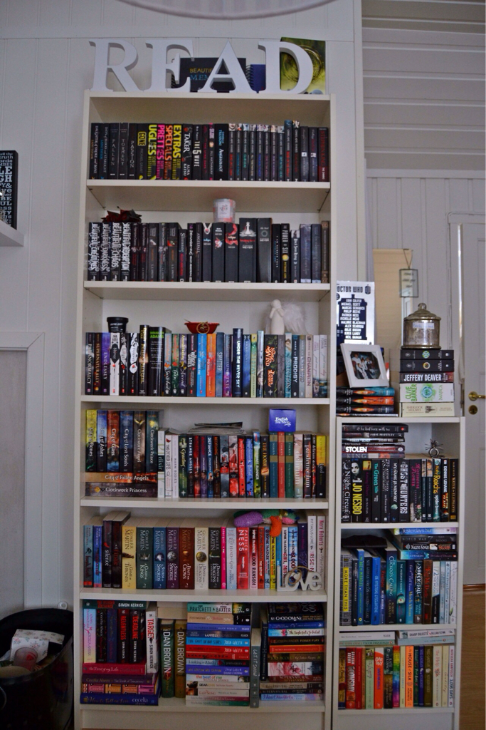 book, books, bookshelf and read