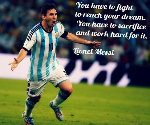 Leo Messi Soccer Quotes. QuotesGram