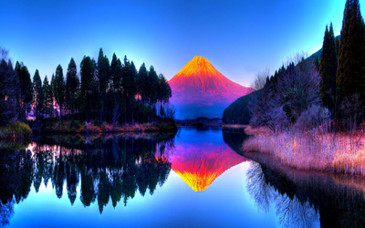 Psychedelic Nature Wallpapers Volcanic Awesomeness