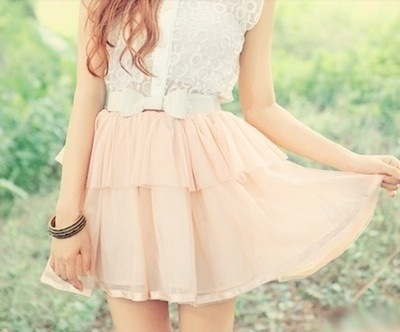 pink, girl, :), dress, beautiful, fashion