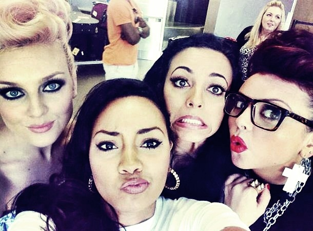 girls, jade thirlwall, jesy nelson and little mix