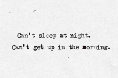 cant sleep quotes tumblr - photo #13