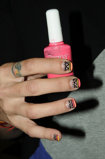 nail art, nails, uñas
