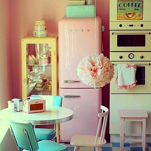 Girly Kitchen Decor: Image #1967152 By KSENIA_L On Favim.com