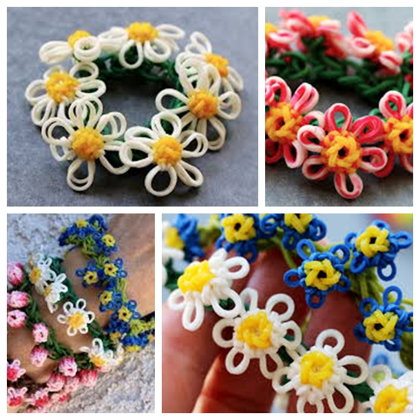 rainbow loom picture instructions
