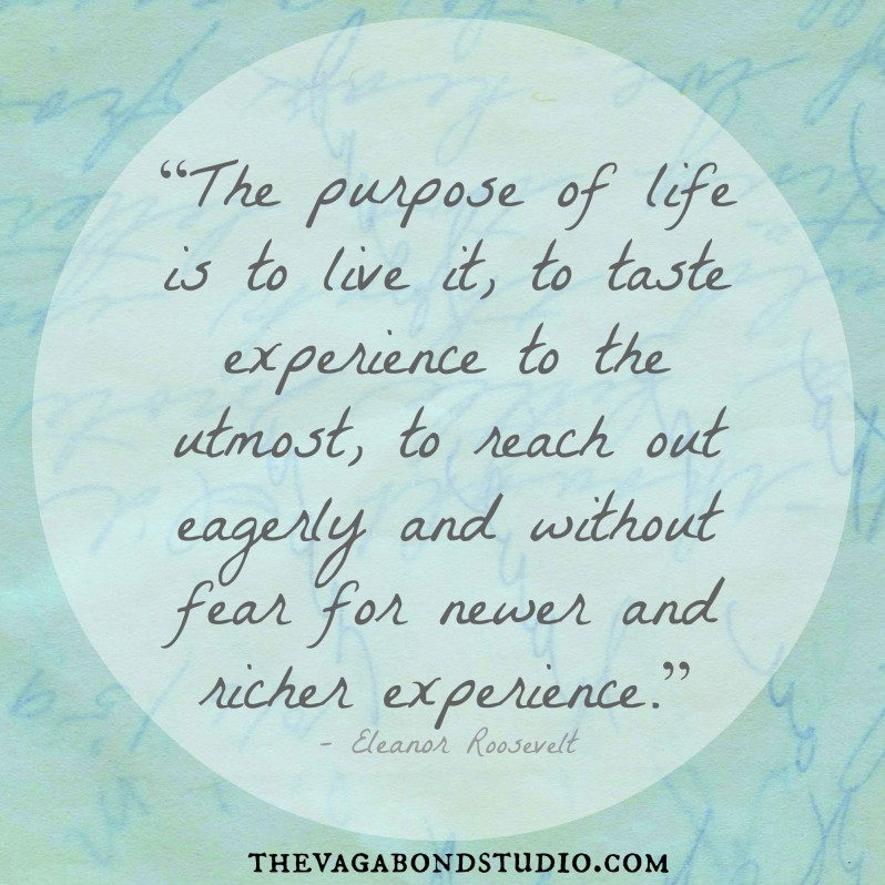 experience, life, love and nice