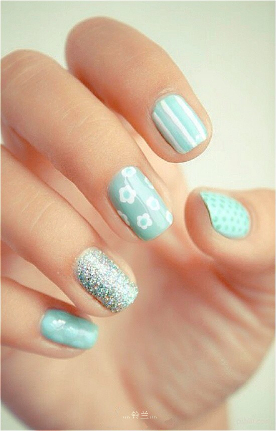 nail art, nails, pretty