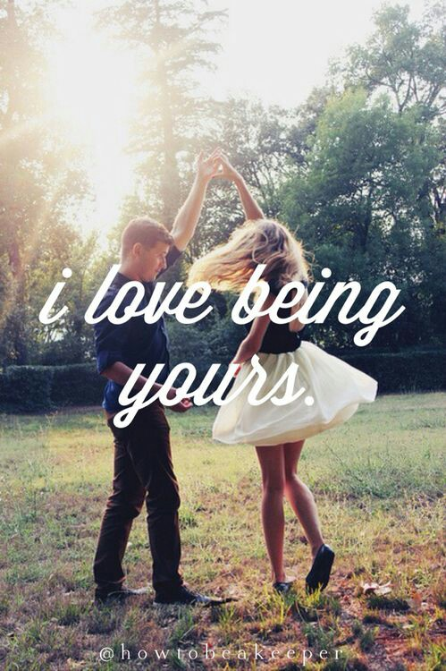 couple, cute, love and quote