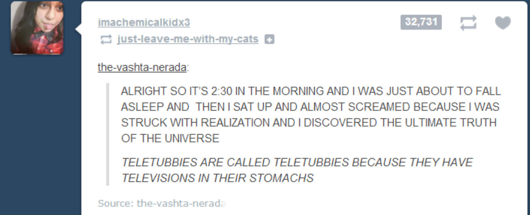 awesome, funny, lol and teletubbies