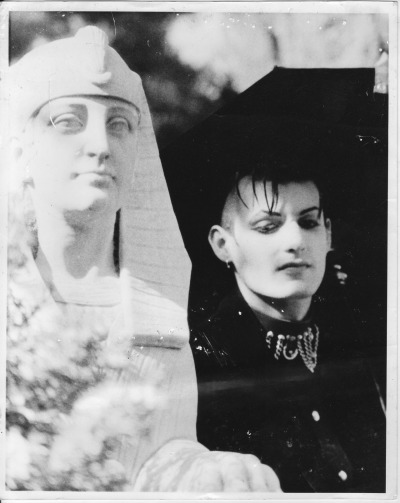 black and white, cemetery, darksider and goth