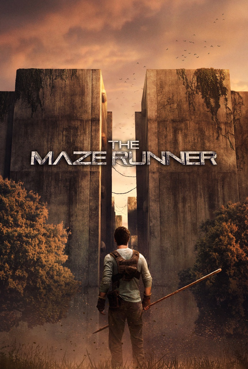 dylan o' brien, glade, maze, thomas, the maze runner, james dashner, thomas brodie-sangster, newt
