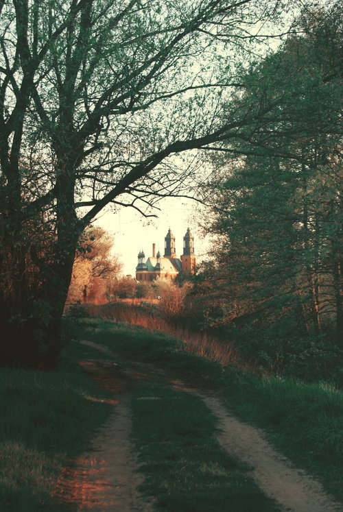 Castel City Hipster Indie Iphone Wallpaper Nature