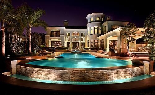 Dream house image 2200252 by maria d on for Pretty mansions