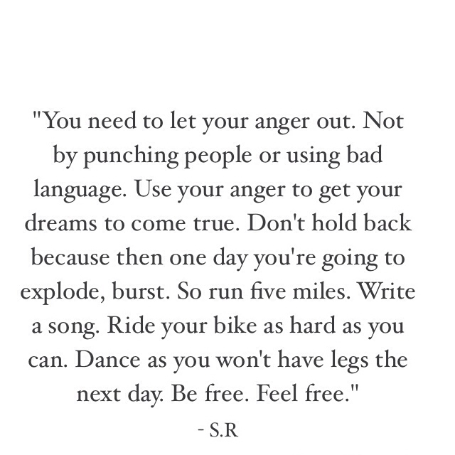 anger, bike, burst, dance, free, people, quote, quotes ...