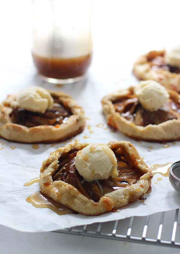 Caramel Apple Galettes - image #2262642 by KSENIA_L on ...