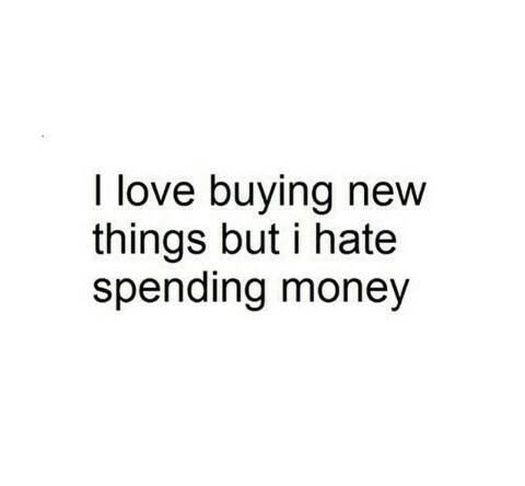 spending money on fashion How much should you spend on clothing in one month  talks about making fashion  so there's nothing i need to be spending money on regarding .