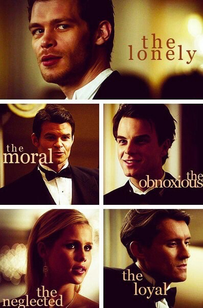brothers, claire holt, dani and elijah