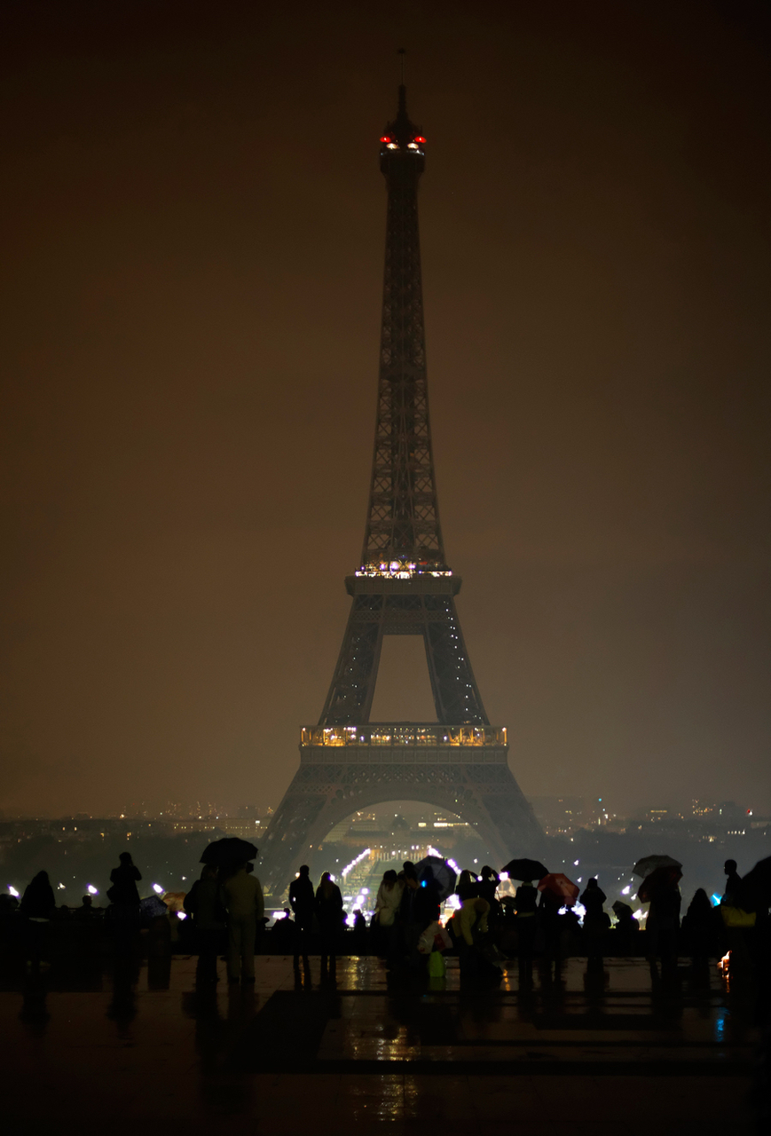 darkness, freedom of speech, love and paris