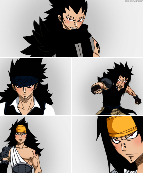 fairy tail gajeel related - photo #19