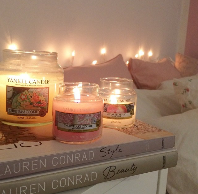 Cozy Candles Image 2636053 On Favim Com