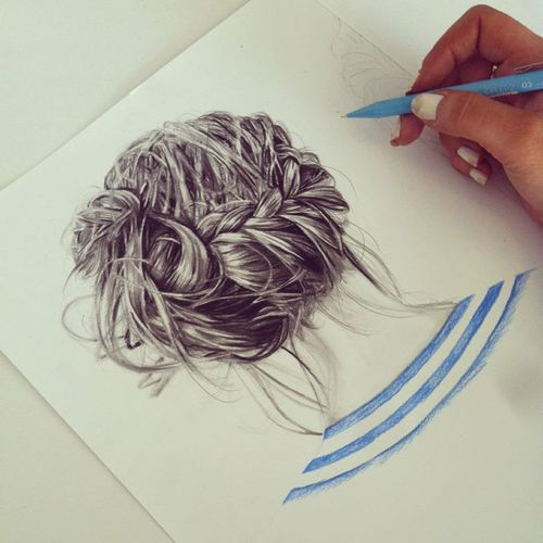 art, beautiful, cute and draw
