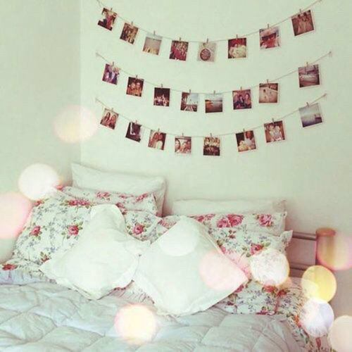 Cute decorations pretty room room decor tumblr for Pretty room decor