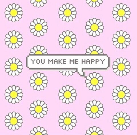 background cool cute daisy emoji floral flower