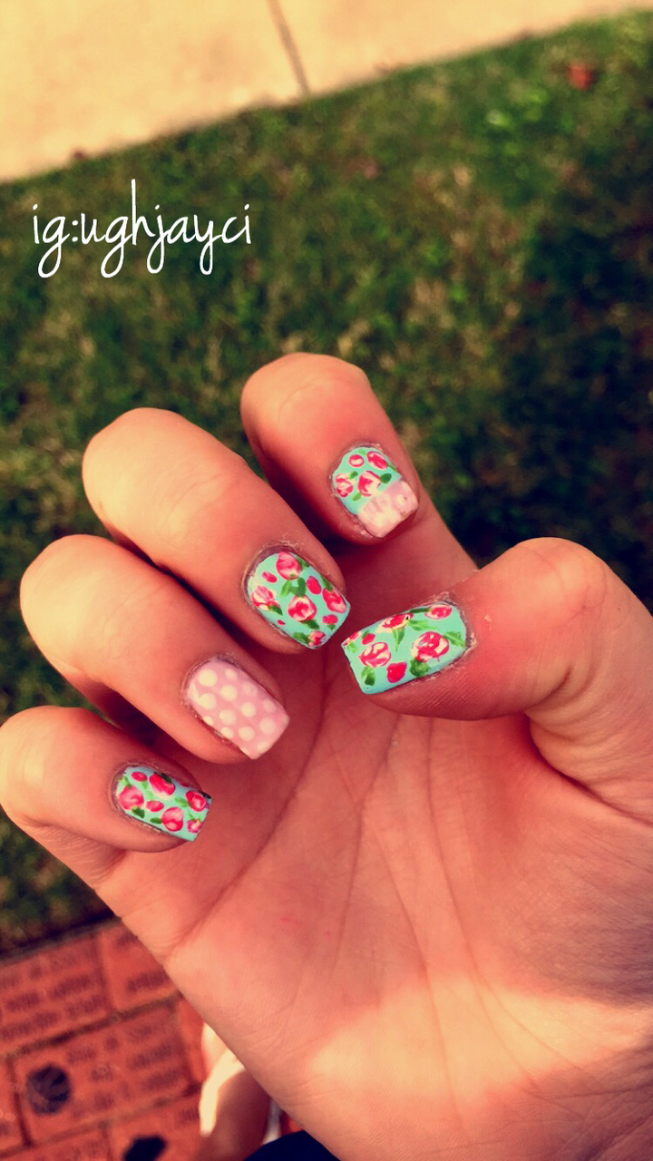 background, color, cute nails and dogs