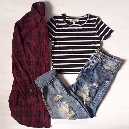 fashion, hipster, hipster fashion, tumblr, tumblr fashion ...