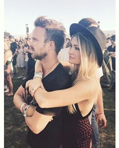 aaron paul, breaking bad and coachella
