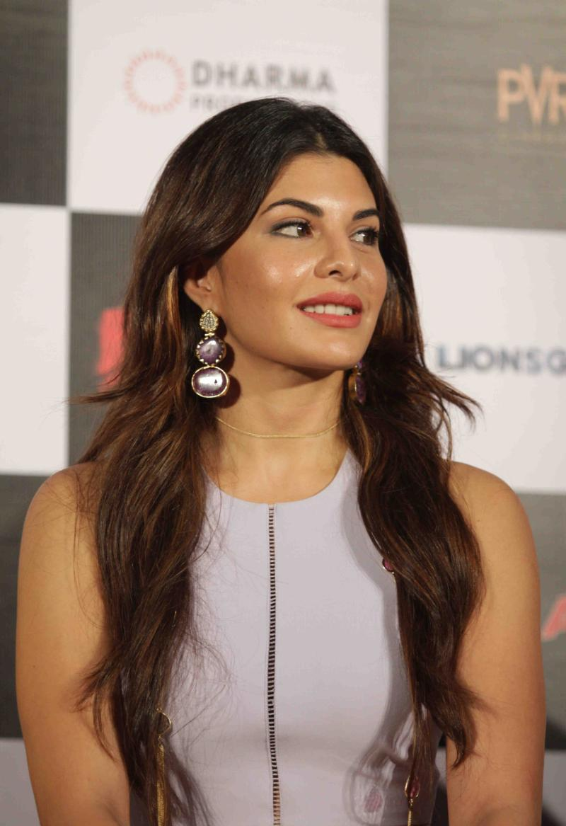 bollywood, brothers, cute, earrings, gorgeous, pretty, trailer, jacqueline fernandez