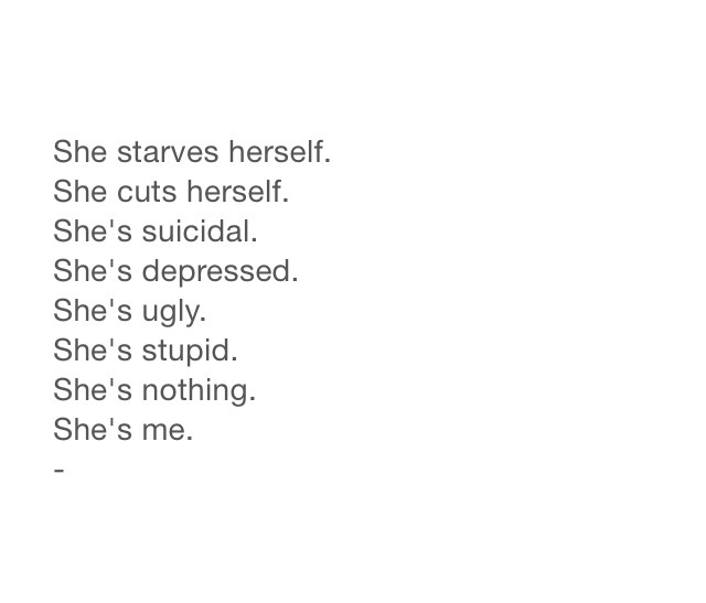 awkward, cry, fat, girl, girls, not okay, quote, quotes, sad ...