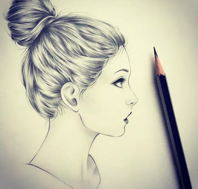 draw, drawing, girl and girls