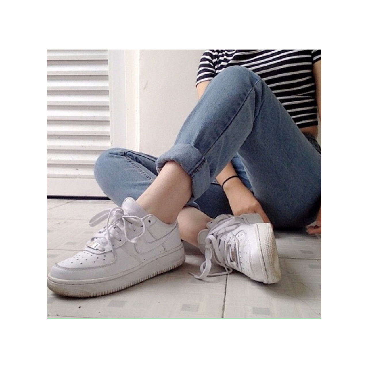 Girl Air Force Shoes