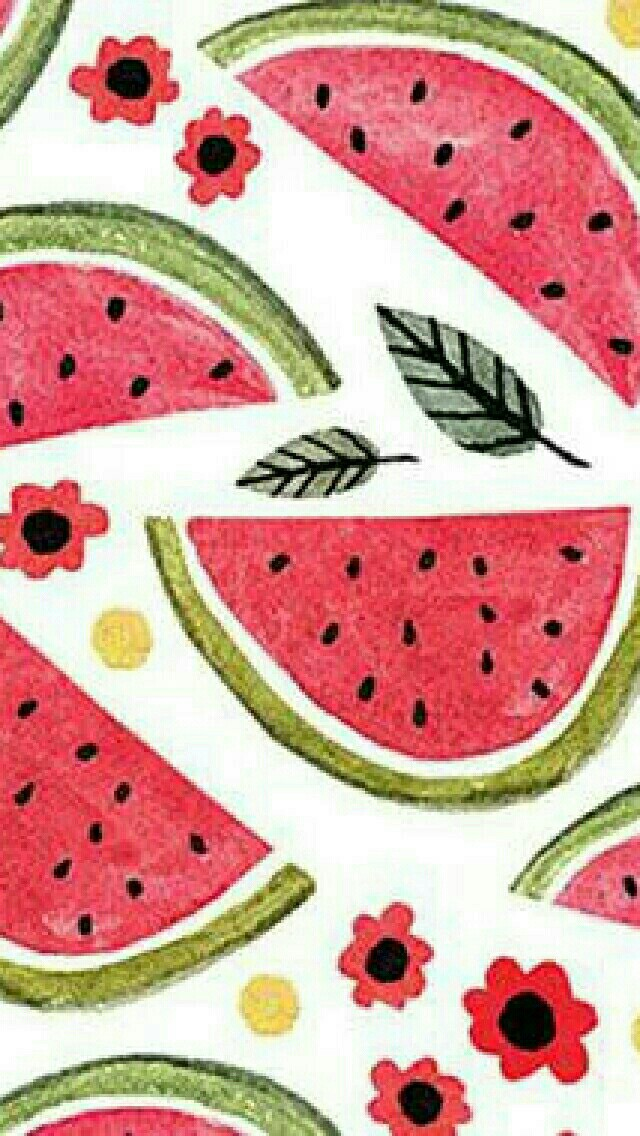 tumblr backgrounds watermelon background - photo #18