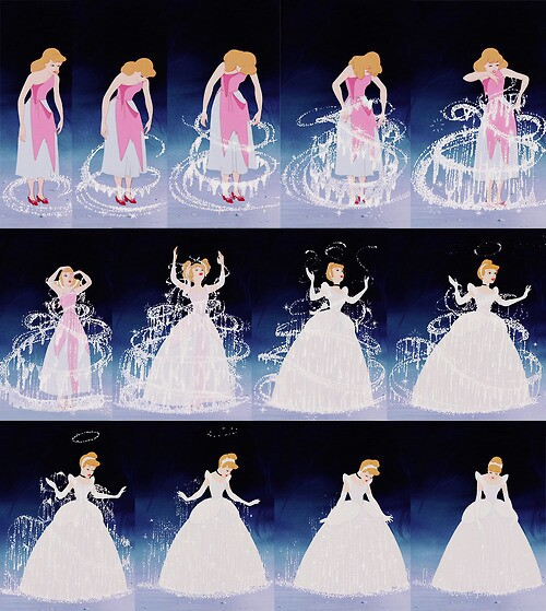 childhood, cinderella, disney and dress