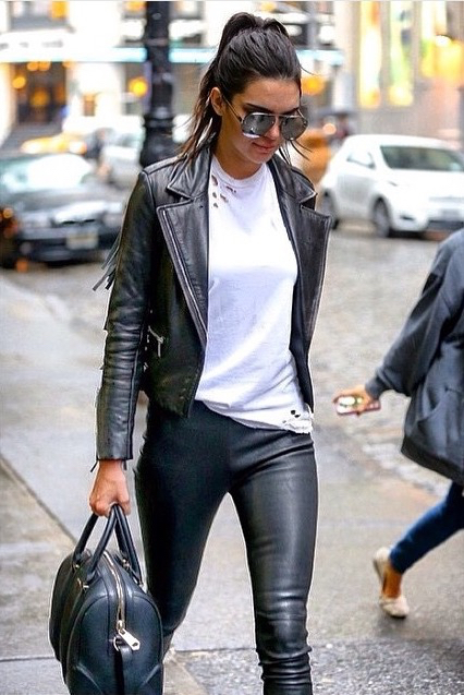Clothes Fashion Jenner Kendall Outfit Street Streetstyle Style Kendalljenner Kendall