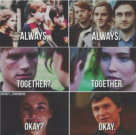 always, augustus, harry and harry potter