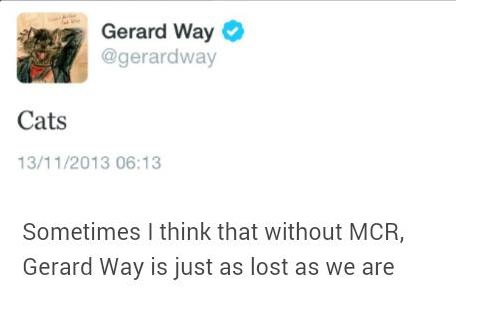 Funny gerard way mcr my chemical romance tumblr tumblr post